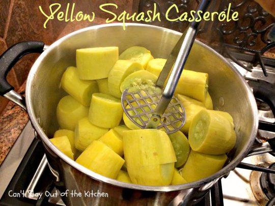 Yellow Squash Casserole - IMG_0644