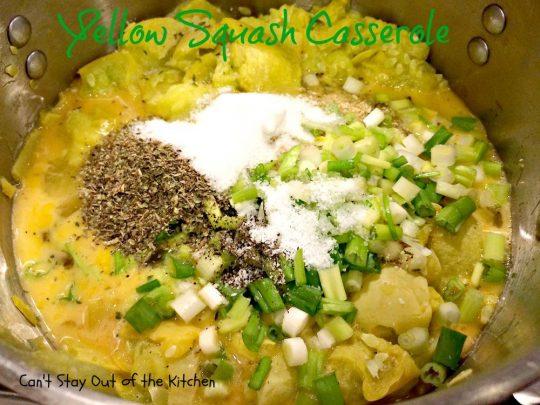 Yellow Squash Casserole - IMG_0649