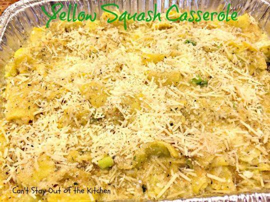 Yellow Squash Casserole - IMG_0656