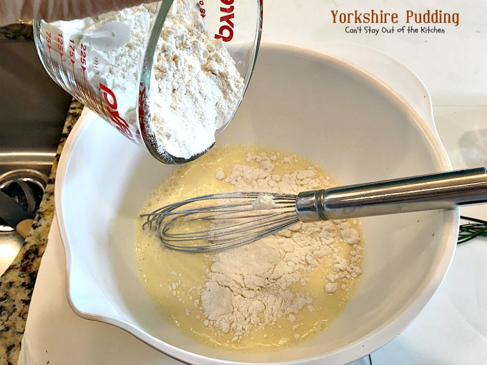 Yorkshire Pudding Can T Stay Out Of The Kitchen